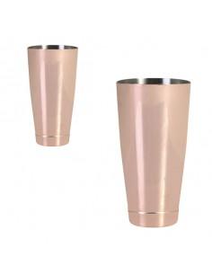 Vaso coctelera acero inox cobre 50 cl (1 Ud)