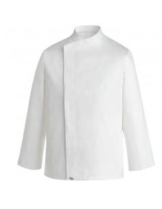 Chaqueta de cocina con cierre de corchetes Prestige. Varias tallas (1 Ud)