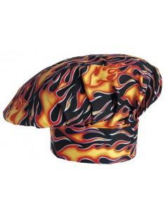 Gorro cocina flames
