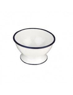 Bowl retro con pie (12 Uds)