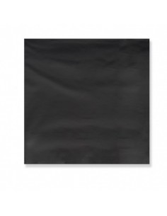 Servilleta negra 20x20 cm (6000 Uds) Precio ud 0,01€