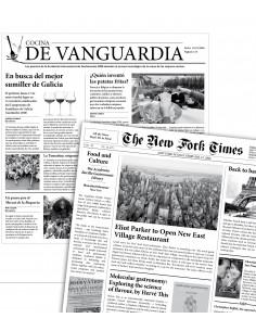 Papel de periódico parafinado personalizado 29 x 30 cm. Varios modelos (500 Uds) Precio ud. 0,09€
