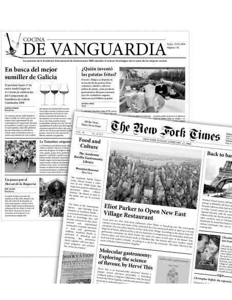 Papel de periódico parafinado personalizado 29 x 30 cm. Varios modelos (500 Uds) Precio unitario 0,09€