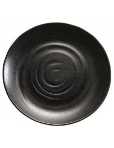 Bandeja redonda Zen melamina ø28 x 3 cm (1 Ud) Precio 11,79€