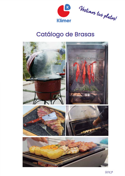 Catálogo de brasas