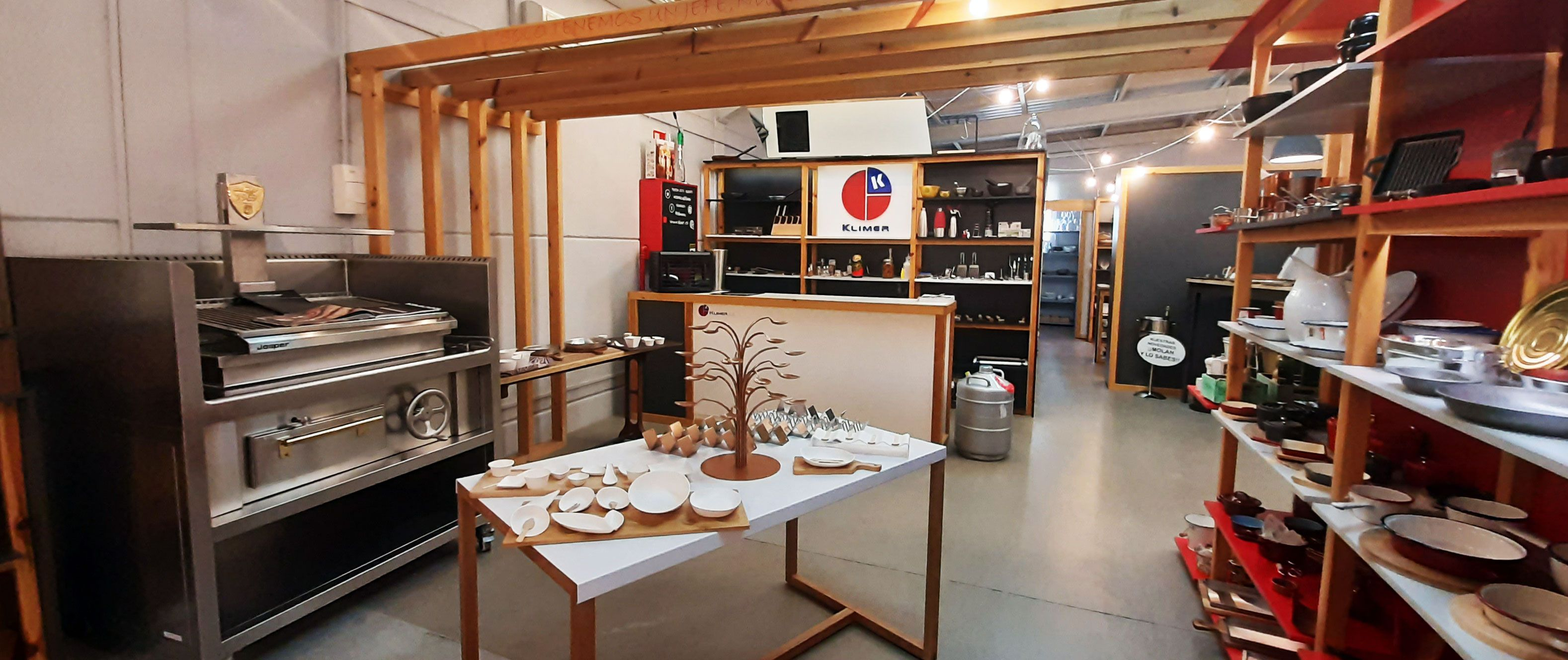 Showroom Klimer - catering y hostelería