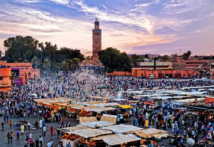 Marrakech concurso cocktelería