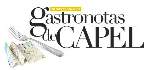 Gastronotas de Capel Logo