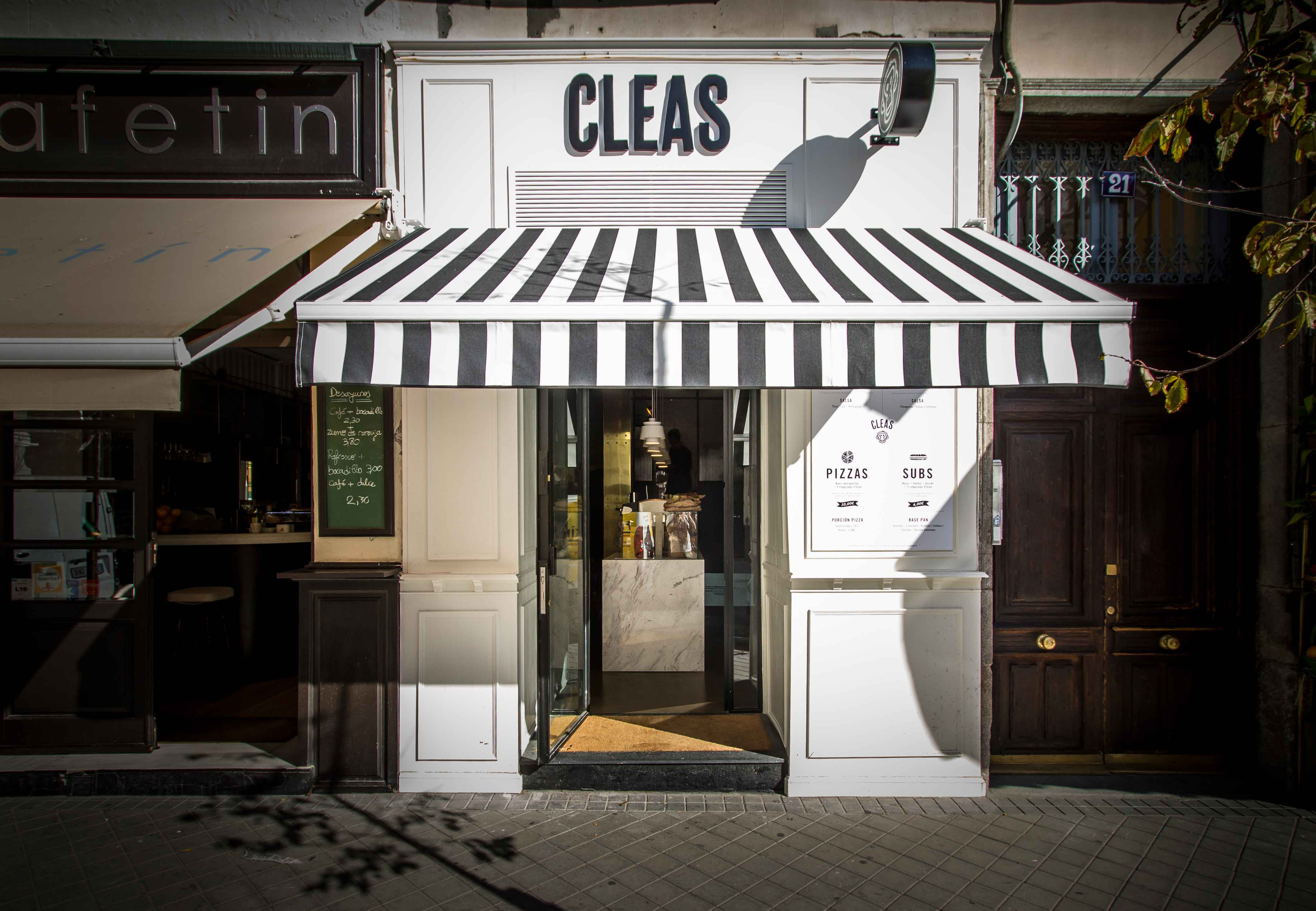 Restaurante Take Away Cleas