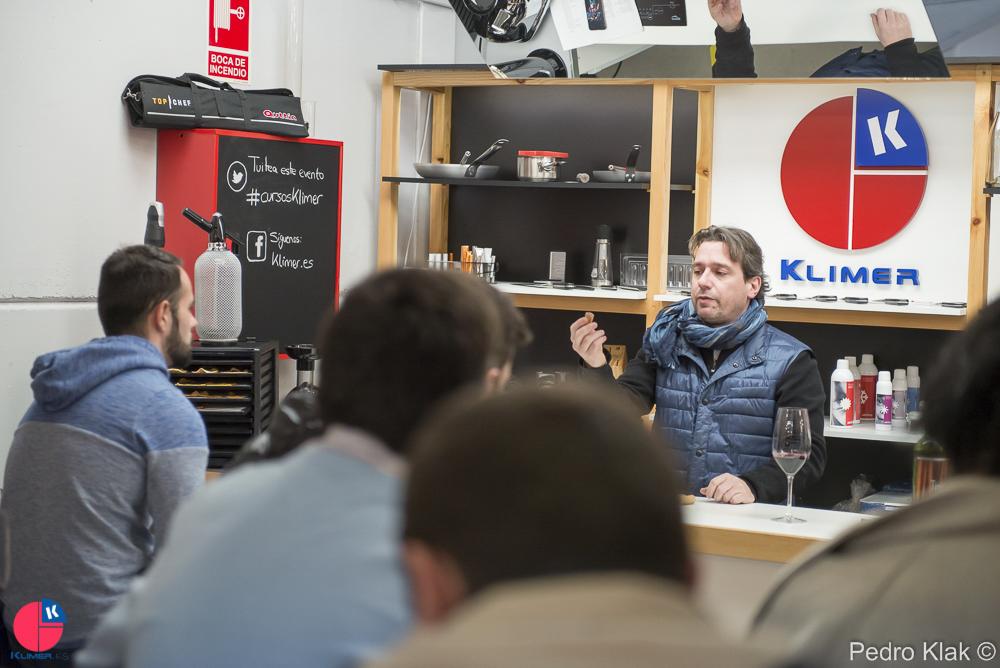 Curso Sommelier en Klimer con Alex Patullé