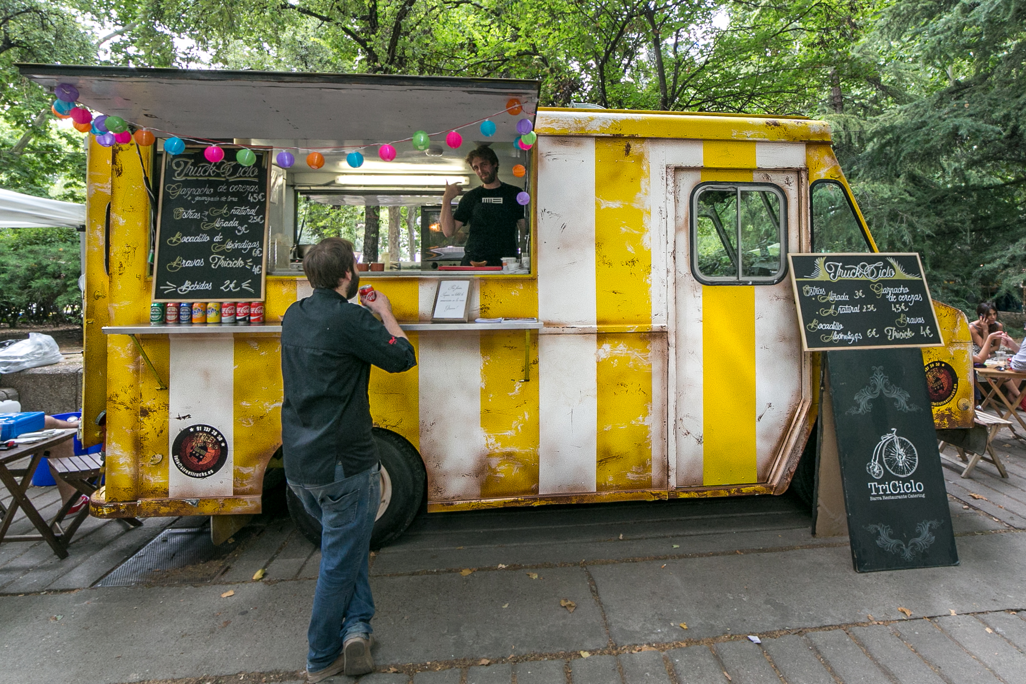 Seguridad Alimentaria en Food Trucks