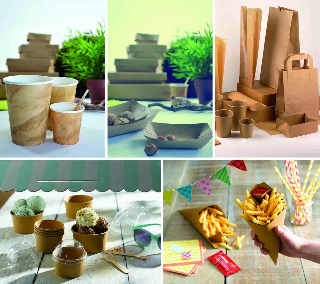 Productos de cartón y papel