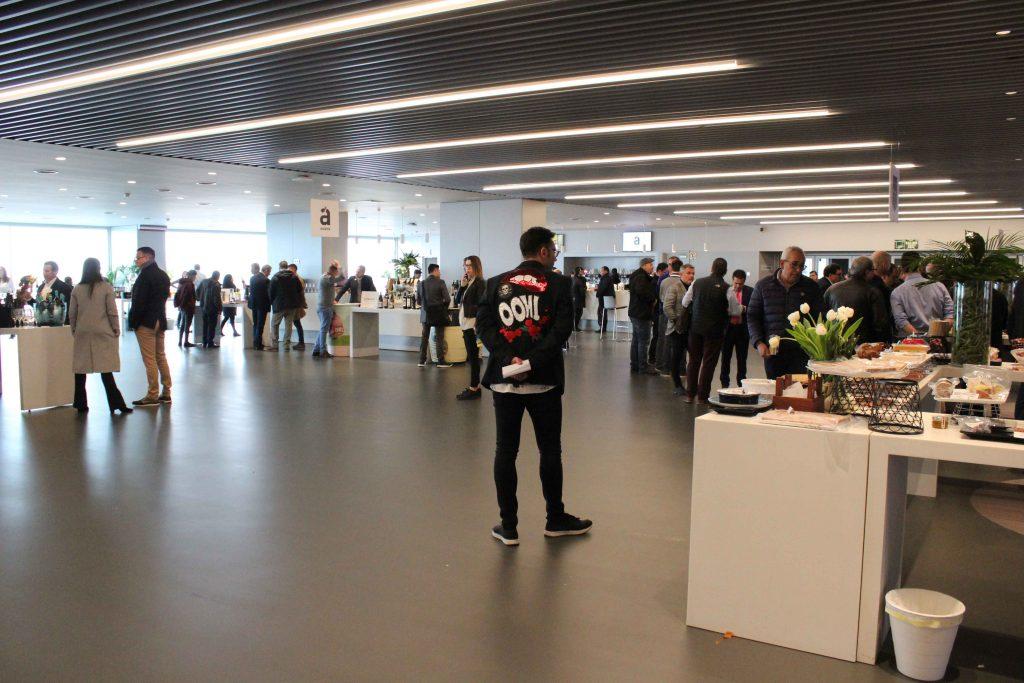 Evento Open Day, Equipo Gastro