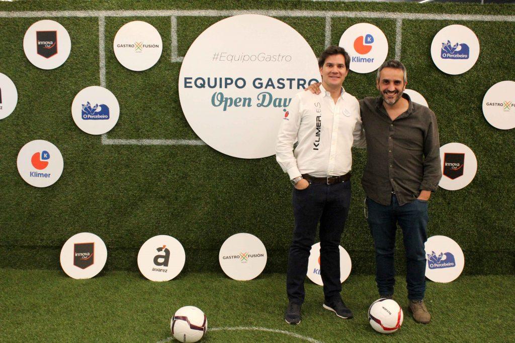 Sergio Sanz y David Ramos