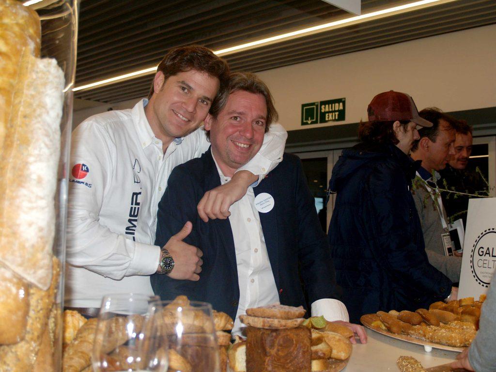 David Ramos y Alex Patullé