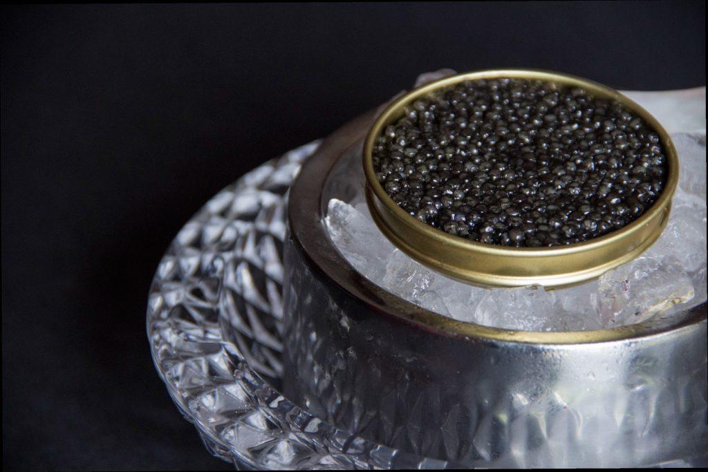 Selección sublime de Caviar Paris 1925