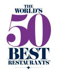 Logotipo 50 Best Restaurants