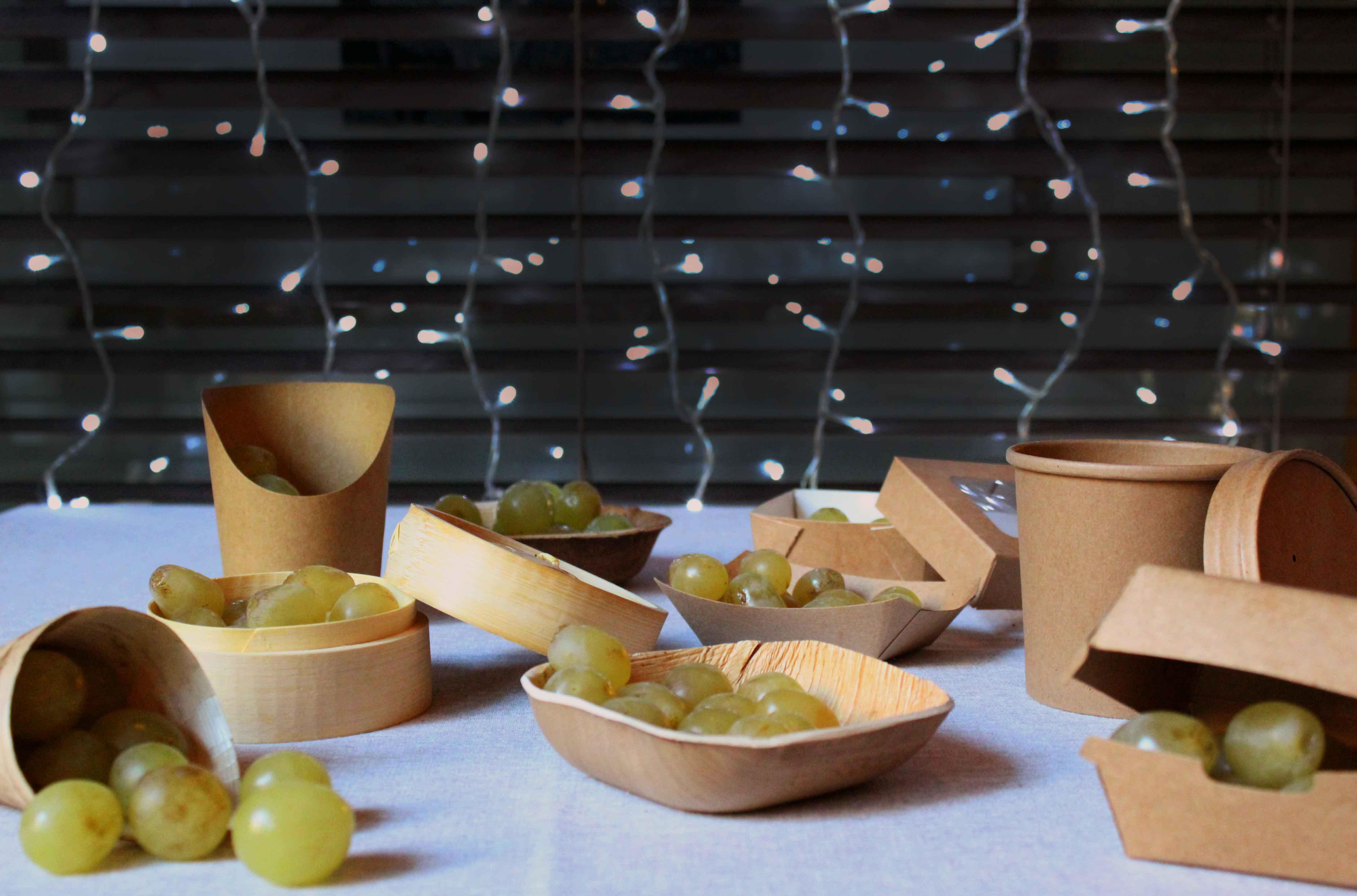 8 ideas originales para presentar las uvas estas navidades