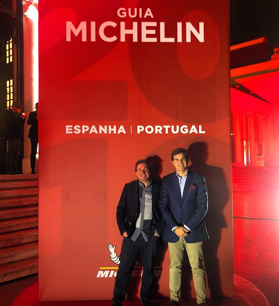 Gala Estrellas Michelín, Alex Patulle y David Ramos