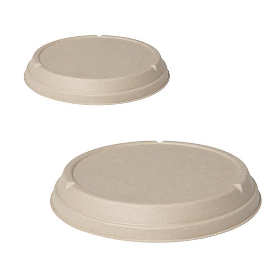 Tapa biodegradable para cuenco