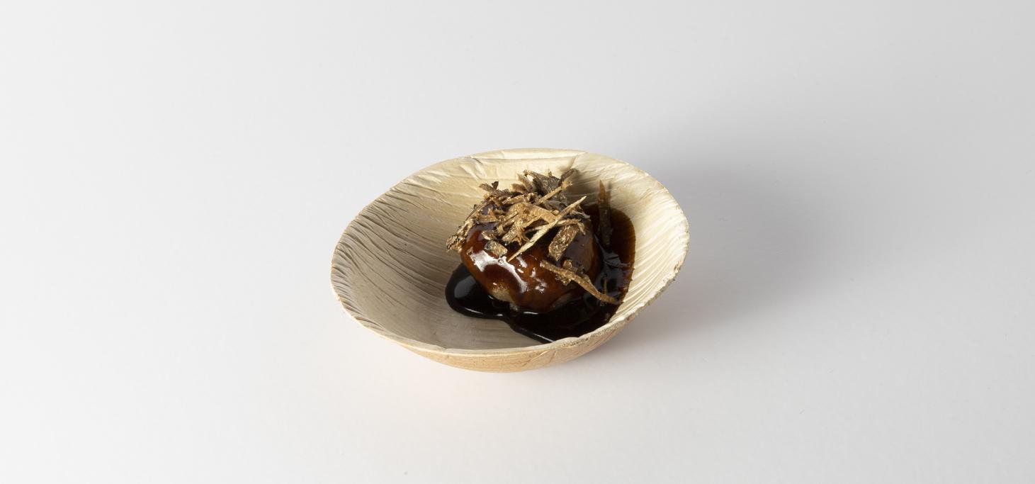 Eneko Atxa, Gastronomika 2019. Plato palma