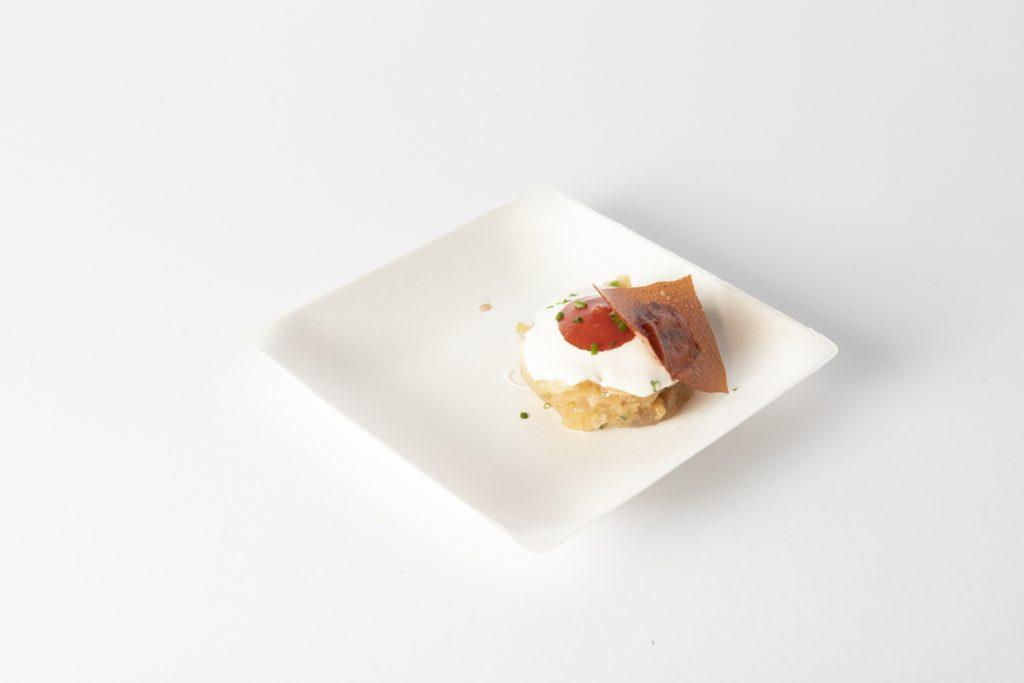 4. Hilario Arbelaitz, Gastronomika 2019. Plato palma