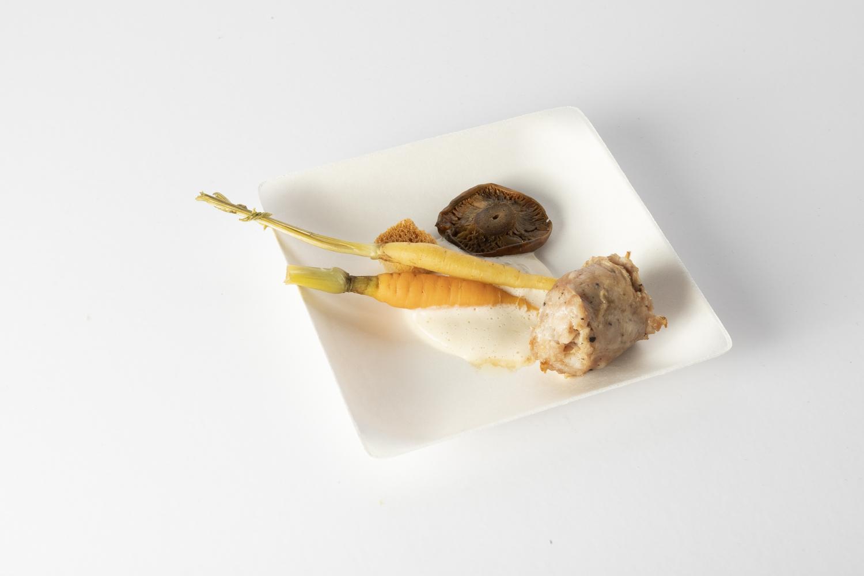 2. Chef JP, Gastronomika 2019. Plato pulpa de caña