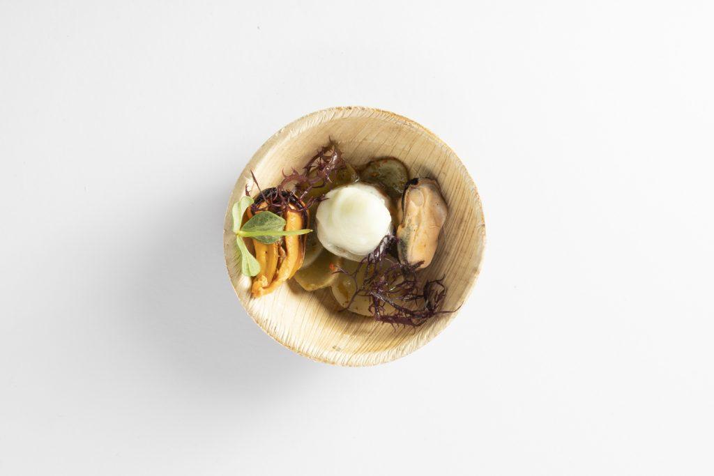 3. Kurt Schmidt, Gastronomika 2019. Plato palma