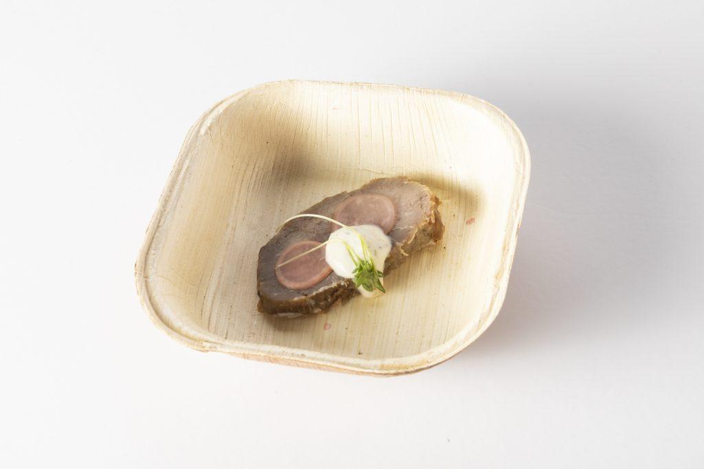 1. Luis Alberto Lera, Gastronomika 2019. Plato palma
