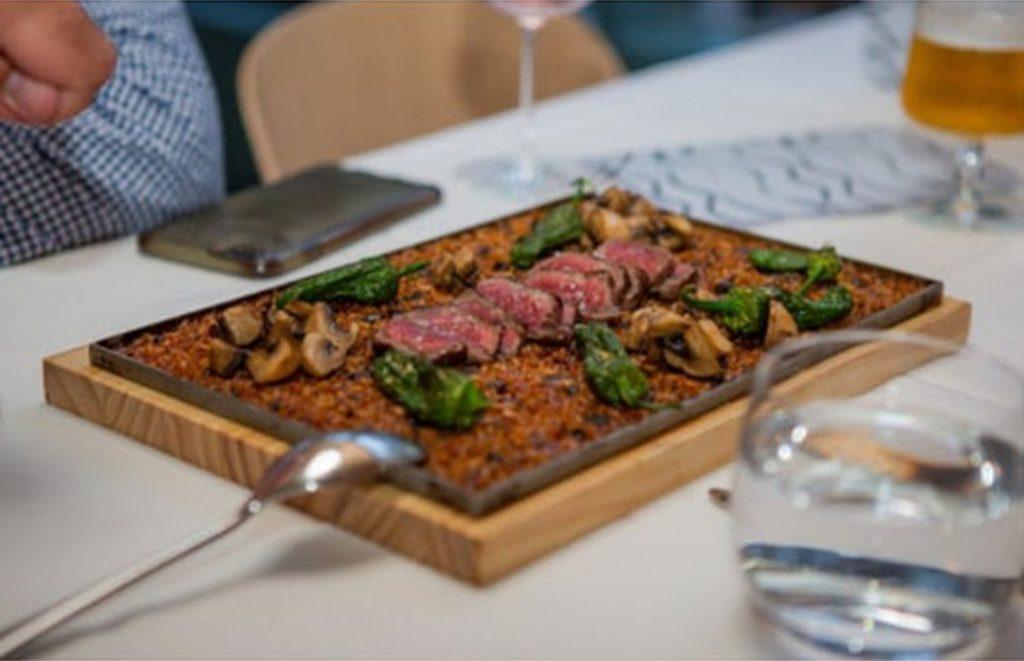 Restaurante Tast Catala, Paco Perez en Reino Unido