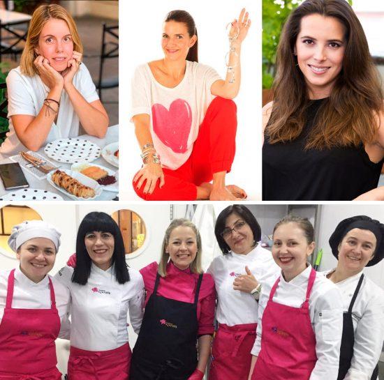 Mujeres de éxito en el mundo de la gastronomía