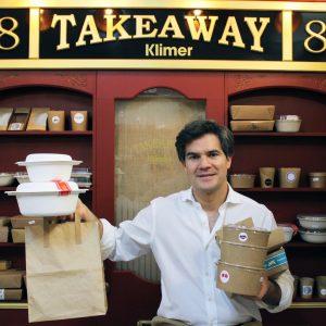 David Ramos, CEO de Klimer, recomienda a los hosteleros invertir en take away