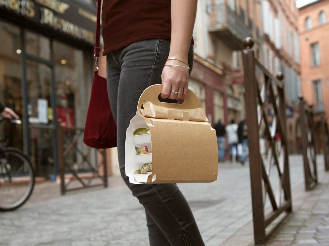 Envases para delivery y take away