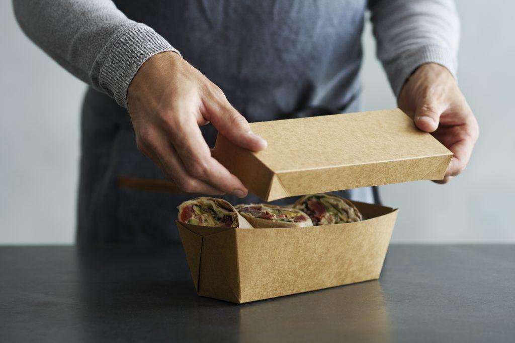 Implementar un servicio de delivery