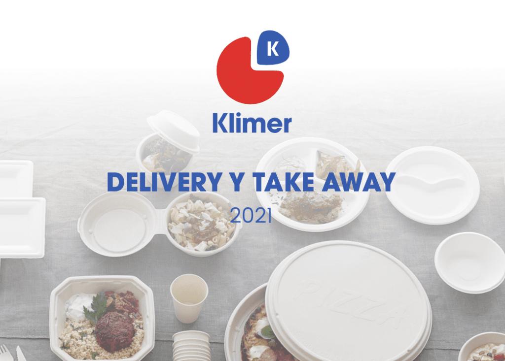 El nuevo catálogo 2021 de delivery y take away de Klimer